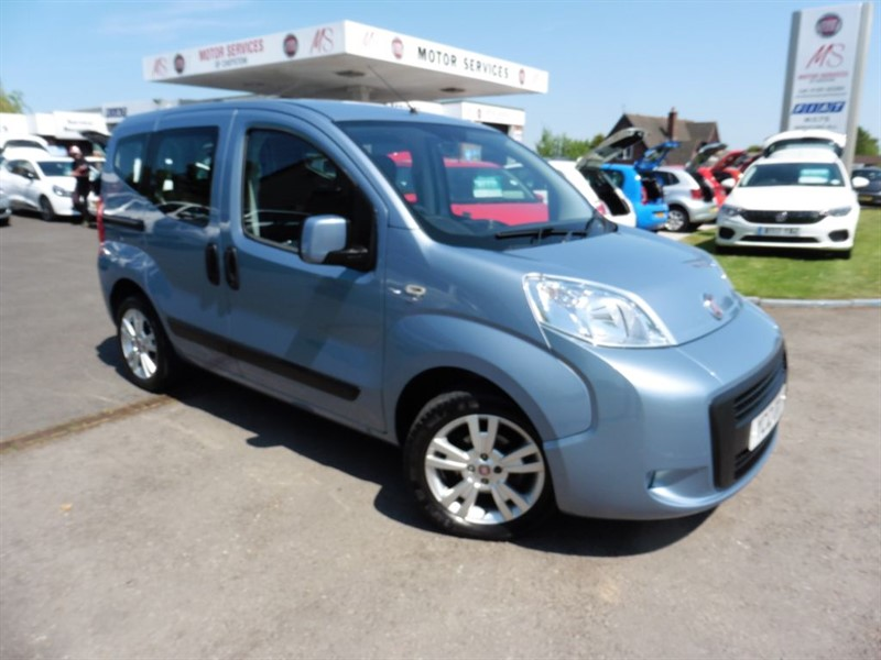used Fiat Qubo MULTIJET MYLIFE DUALOGIC in chepstow-wyvern