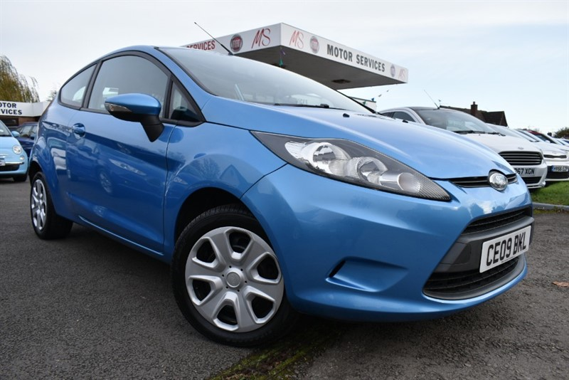 used Ford Fiesta STYLE in chepstow-wyvern