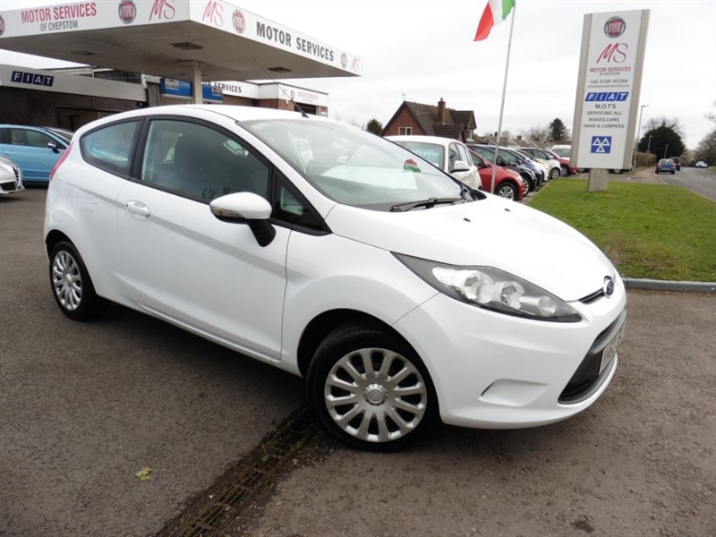 used Ford Fiesta EDGE in chepstow-wyvern