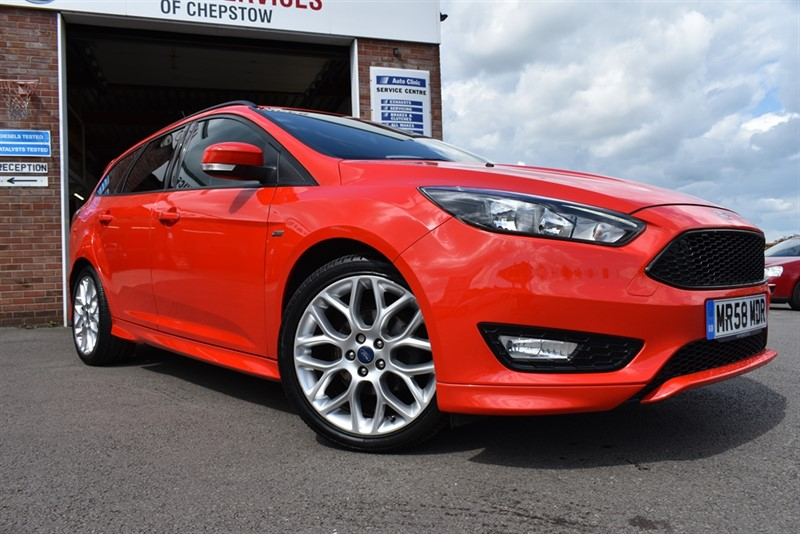 used Ford Focus ST-LINE in chepstow