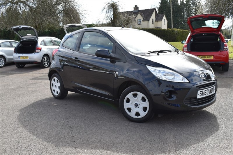 used Ford KA EDGE in chepstow-wyvern