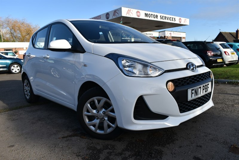 used Hyundai i10 SE in chepstow-wyvern