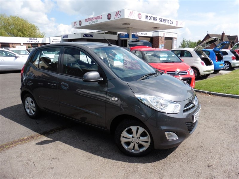 used Hyundai i10 ACTIVE in chepstow-wyvern
