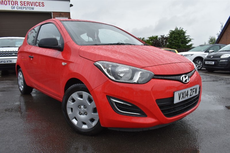 used Hyundai i20 CLASSIC in chepstow-wyvern