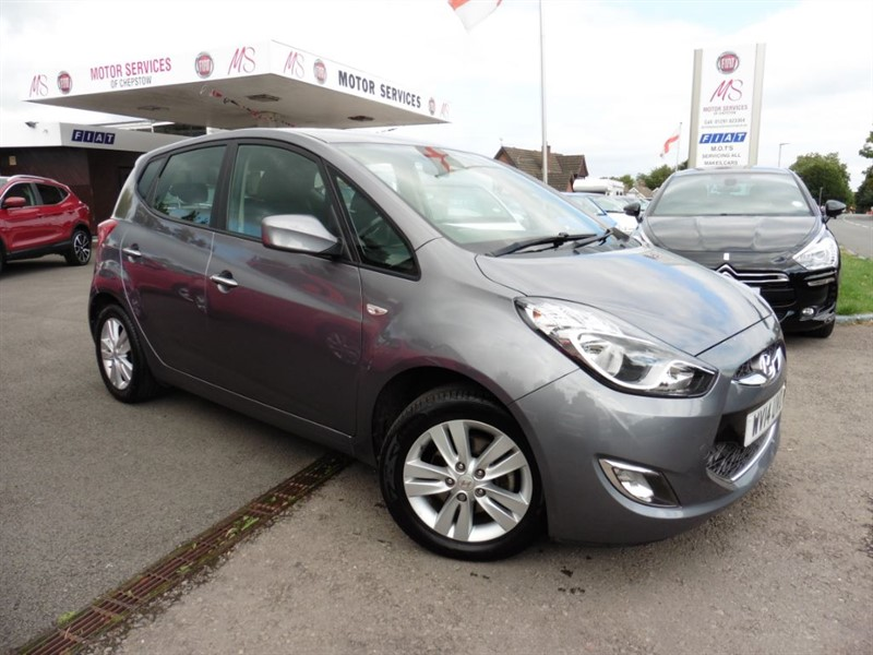 used Hyundai ix20 ACTIVE in chepstow-wyvern