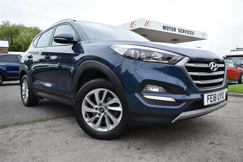 used Hyundai Tucson GDI SE BLUE DRIVE in chepstow