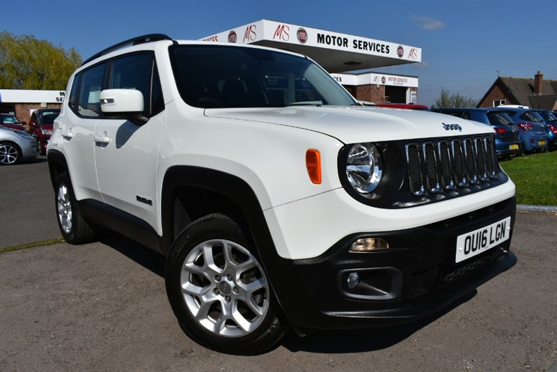 used Jeep Renegade M-JET LONGITUDE in chepstow-wyvern