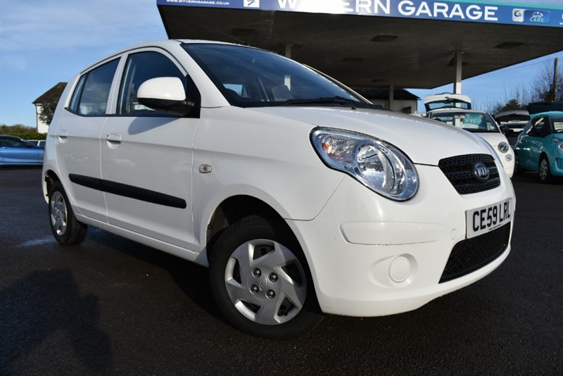 used Kia Picanto 12V in chepstow-wyvern