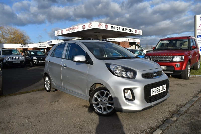 used Kia Picanto 3 in chepstow-wyvern