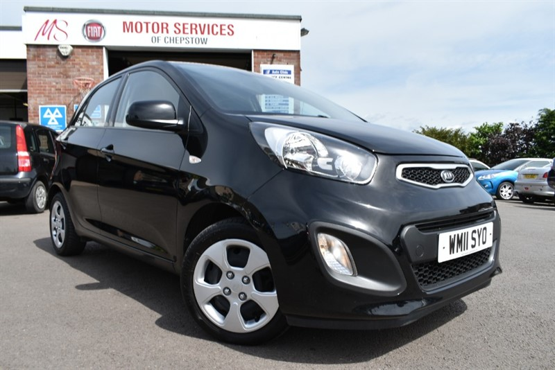 used Kia Picanto 1 in chepstow-wyvern