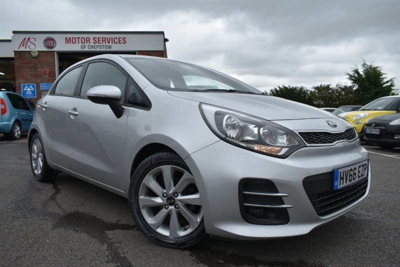 used Kia Rio 2 in chepstow-wyvern