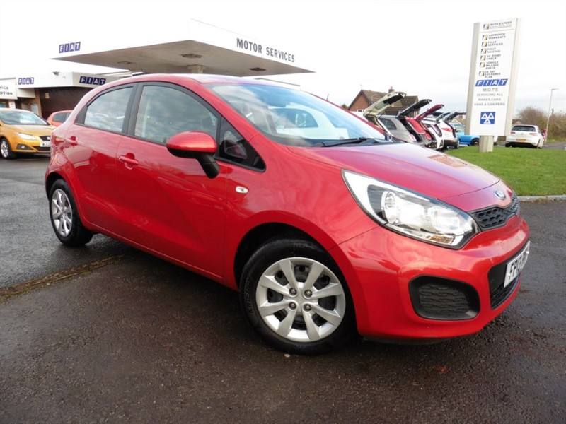 used Kia Rio 1 AIR in chepstow-wyvern