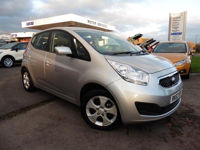 used Kia Venga 2 ECODYNAMICS in chepstow-wyvern