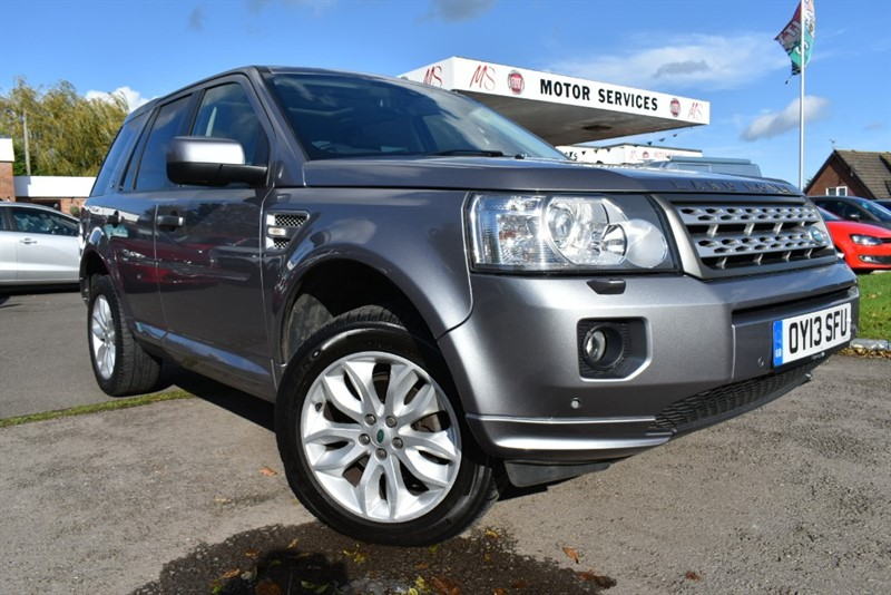 used Land Rover Freelander SD4 HSE in chepstow-wyvern