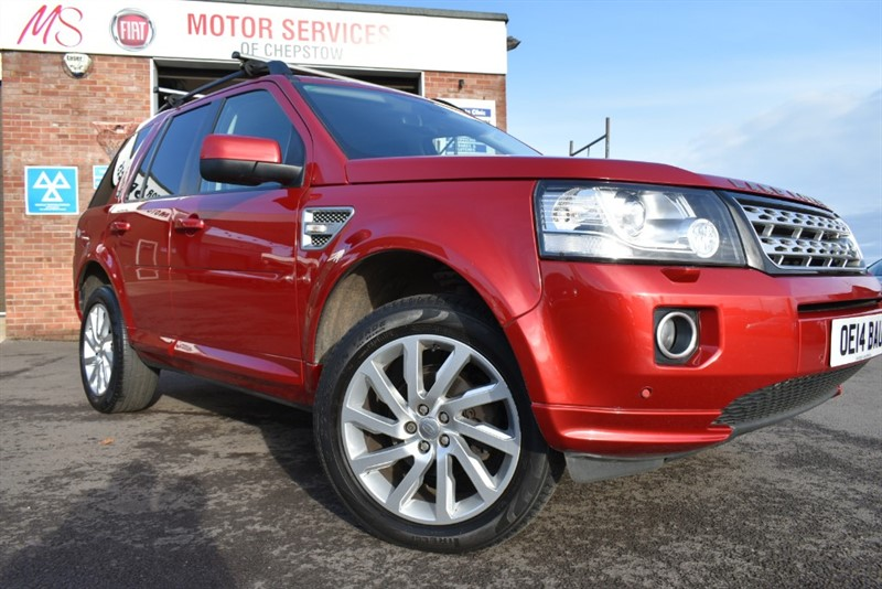 used Land Rover Freelander TD4 XS in chepstow