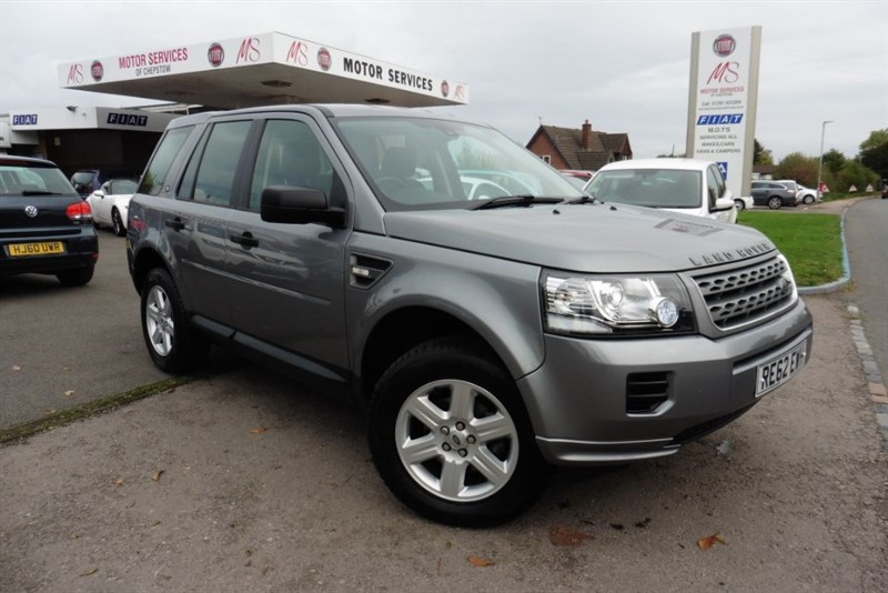 used Land Rover Freelander SD4 GS in chepstow-wyvern