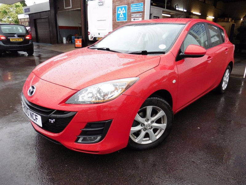 used Mazda  3 TS2 in chepstow-wyvern