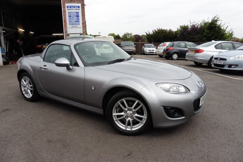 used Mazda MX-5 I ROADSTER SE in chepstow-wyvern