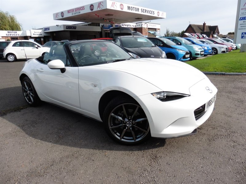 used Mazda MX-5 SPORT in chepstow-wyvern