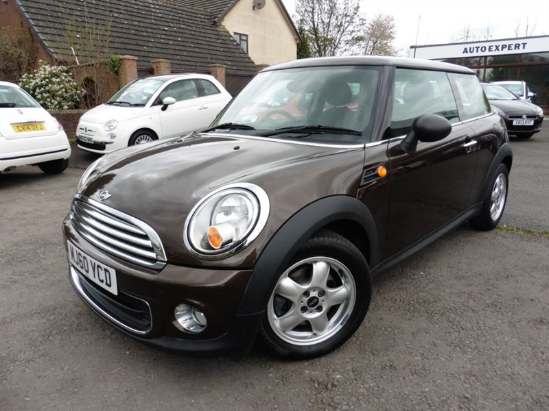 used MINI Hatch ONE in chepstow-wyvern