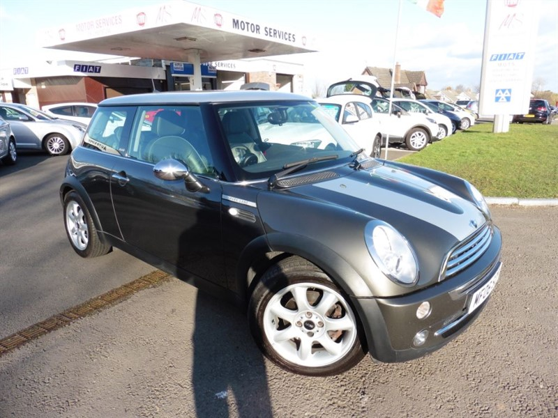 used MINI Hatch COOPER PARK LANE in chepstow-wyvern
