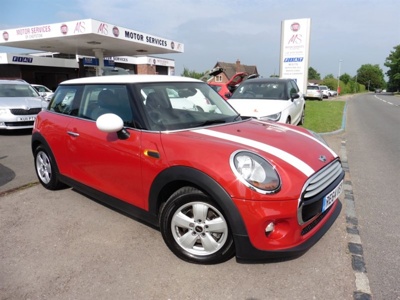 used MINI Hatch COOPER in chepstow-wyvern