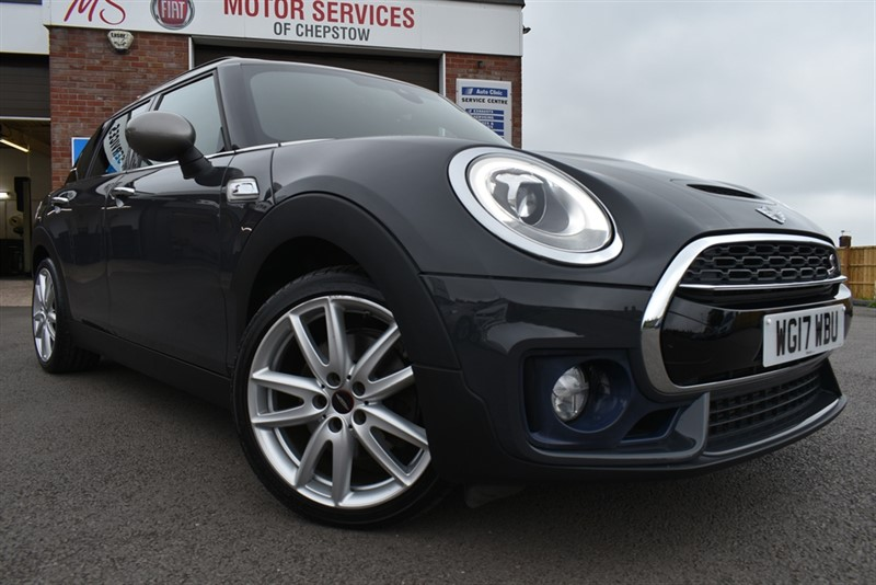 used MINI Clubman COOPER S in chepstow