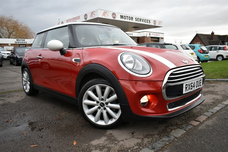 used MINI  COOPER in chepstow-wyvern