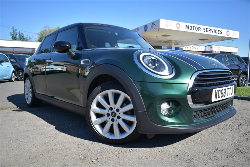 used MINI Cooper COOPER CLASSIC in chepstow
