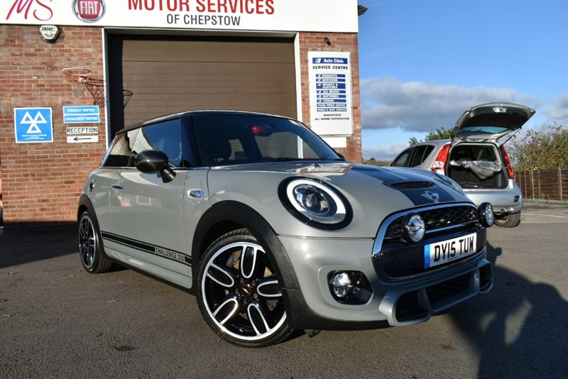 used MINI  CHALLENGE 210 EDITION in chepstow-wyvern