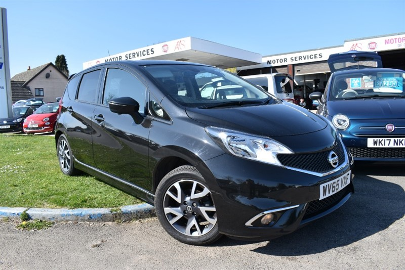 used Nissan Note TEKNA DIG-S in chepstow-wyvern