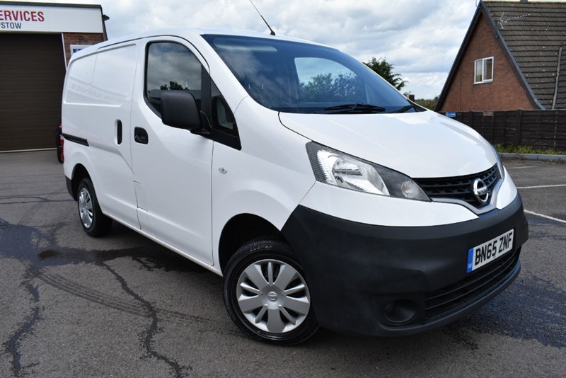 used Nissan NV200 DCI ACENTA in chepstow-wyvern