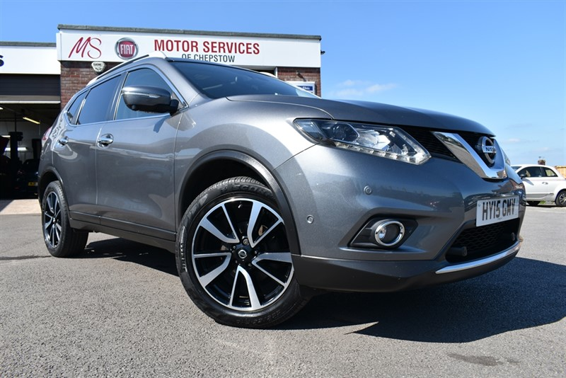 used Nissan X-Trail DCI TEKNA in chepstow