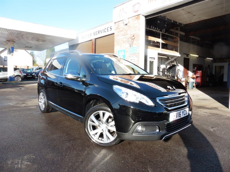 used Peugeot 2008 BLUE HDI FELINE in chepstow-wyvern