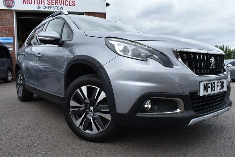 used Peugeot 2008 ALLURE in chepstow-wyvern