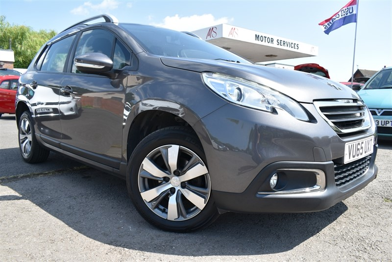 used Peugeot 2008 BLUE HDI ACTIVE in chepstow