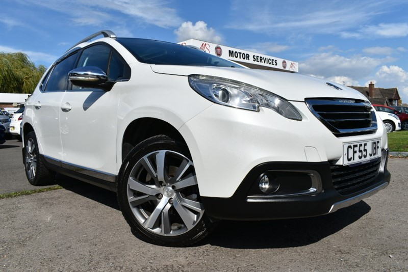 used Peugeot 2008 E-HDI FELINE MISTRAL in chepstow