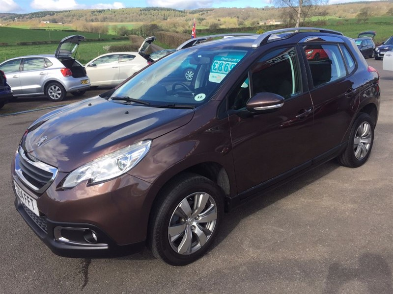 used Peugeot 2008 ACTIVE in chepstow-wyvern