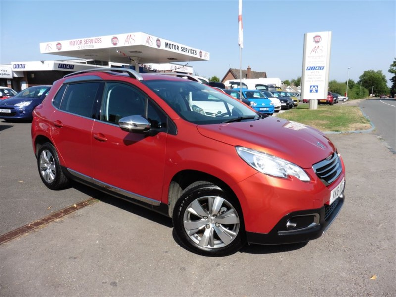 used Peugeot 2008 S/S ALLURE in chepstow-wyvern
