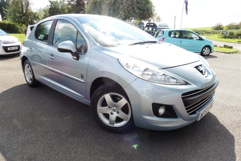 used Peugeot 207 1.6 HDI ENVY  in chepstow-wyvern