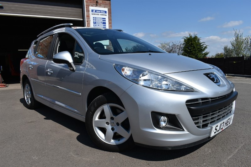used Peugeot 207 SW ACTIVE in chepstow-wyvern