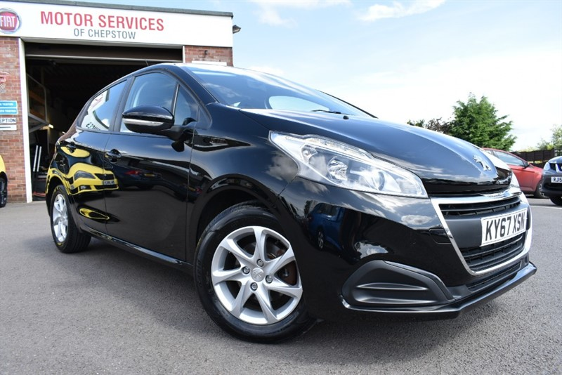 used Peugeot 208 ACTIVE in chepstow-wyvern
