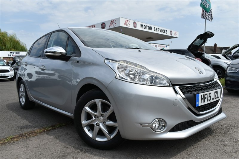 used Peugeot 208 STYLE in chepstow-wyvern