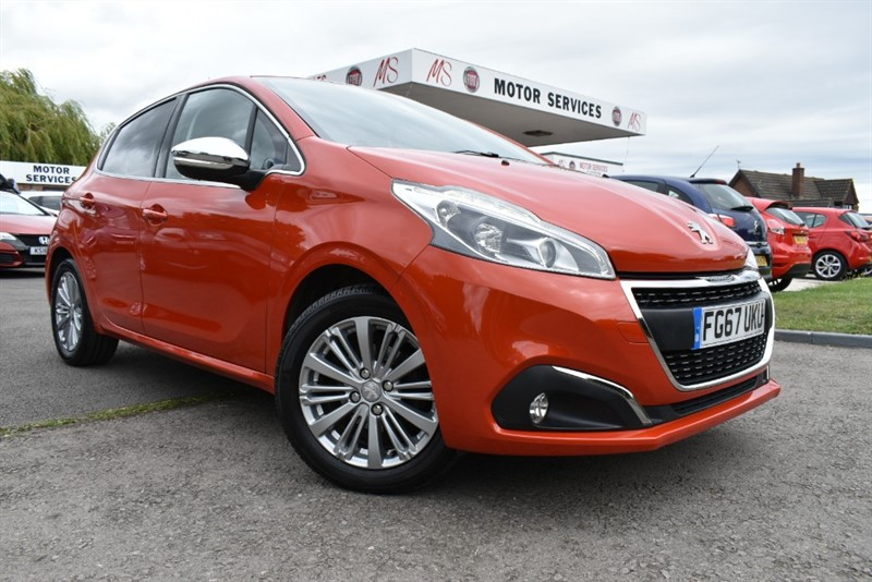 used Peugeot 208 ALLURE in chepstow