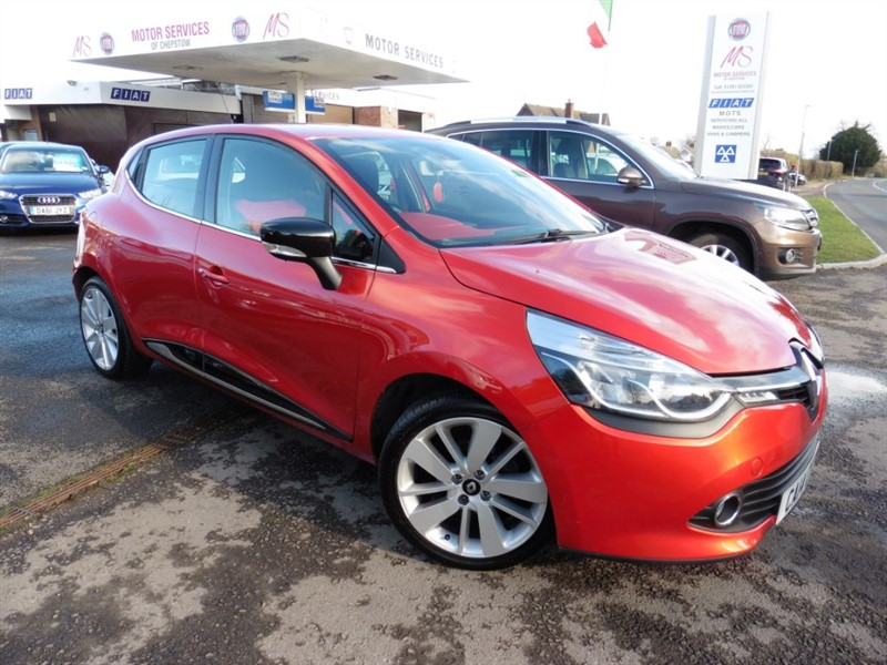 used Renault Clio DYNAMIQUE S MEDIANAV ENERGY DCI S/S in chepstow-wyvern