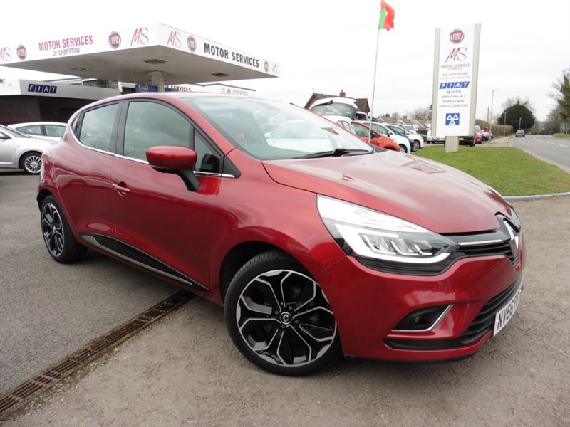 used Renault Clio DYNAMIQUE S NAV DCI in chepstow-wyvern