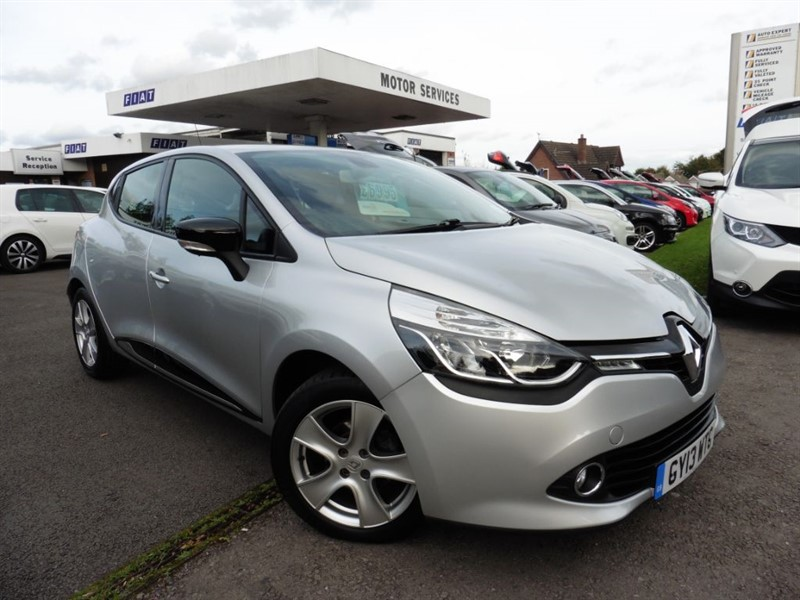 used Renault Clio DYNAMIQUE MEDIANAV in chepstow-wyvern