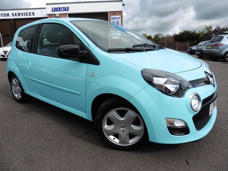 used Renault Twingo DYNAMIQUE in chepstow-wyvern