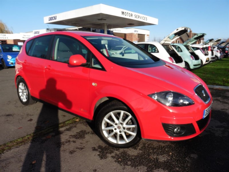 used SEAT Altea TDI CR SE COPA in chepstow-wyvern