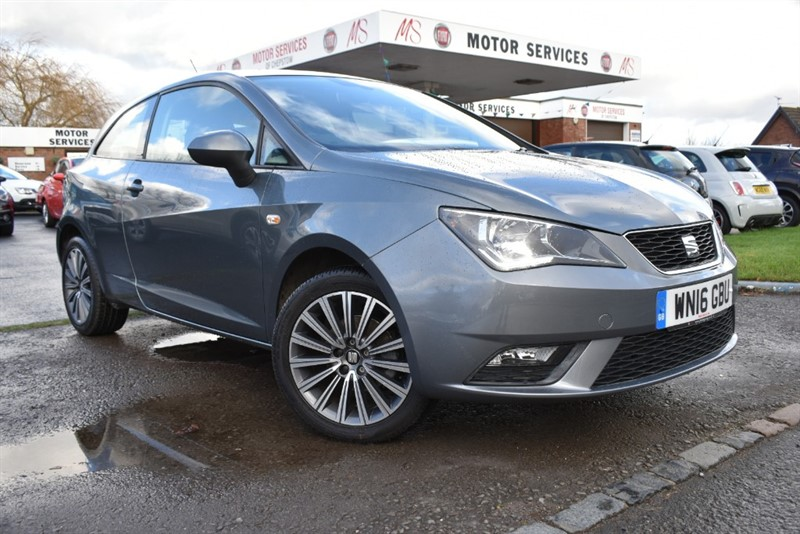 used SEAT Ibiza TSI CONNECT in chepstow-wyvern